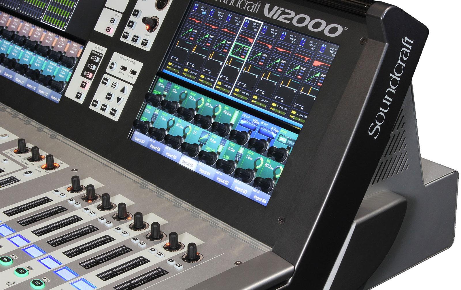 soundcraft vi 2000 g nstig online kaufen im music and more store. Black Bedroom Furniture Sets. Home Design Ideas